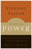 Straight Talk on Spiritual Power eBook