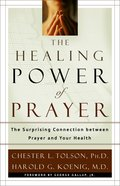 The Healing Power of Prayer eBook
