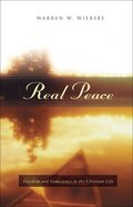 Real Peace eBook