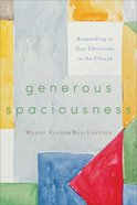 Generous Spaciousness eBook