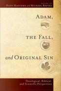 Adam, the Fall, and Original Sin eBook