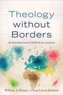 Theology Without Borders eBook