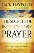 The Secrets of Intercessory Prayer eBook