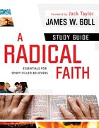 A Radical Faith (Study Guide) eBook