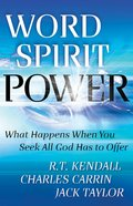 Word + Spirit = Power eBook