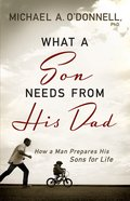 What a Son Needs From His Dad eBook