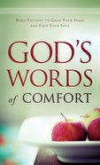 God's Words of Comfort eBook