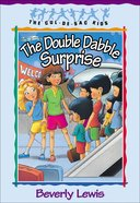 The Double Dabble Surprise (#01 in Cul-de-sac Kids Series) eBook