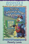 The Crazy Christmas Angel Mystery (#03 in Cul-de-sac Kids Series) eBook