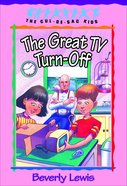 The Great Tv Turn-Off (#18 in Cul-de-sac Kids Series) eBook