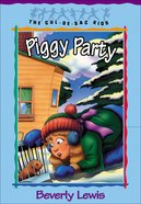 Piggy Party (#19 in Cul-de-sac Kids Series) eBook