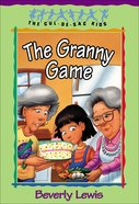 The Granny Game (#20 in Cul-de-sac Kids Series) eBook