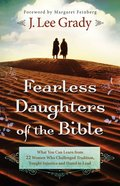 Fearless Daughters of the Bible eBook