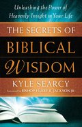The Secrets of Biblical Wisdom eBook
