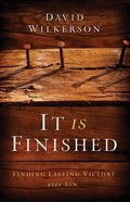 It is Finished eBook