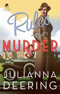 Rules of Murder (#01 in Drew Farthering Mystery Series) eBook