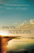 Pray the Scriptures eBook