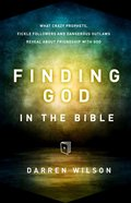 Finding God in the Bible eBook