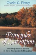 Principles of Salvation eBook