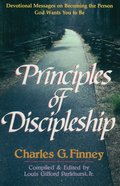 Principles of Discipleship eBook