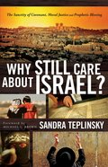 Why Still Care About Israel? eBook