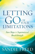Letting Go of Your Limitations eBook