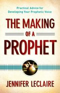 The Making of a Prophet eBook