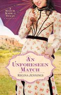 An Unforeseen Match (Ebook Shorts) eBook