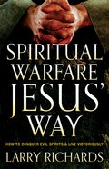 Spiritual Warfare Jesus' Way eBook