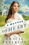 A Matter of Heart (#03 in Lone Star Brides Series) eBook