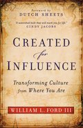 Created For Influence eBook