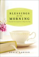 Blessings For the Morning eBook