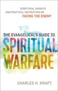 The Evangelical's Guide to Spiritual Warfare eBook