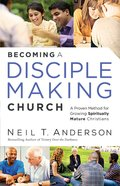 Becoming a Disciple-Making Church eBook