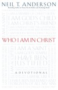 Who Am I in Christ eBook