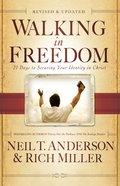 Walking in Freedom eBook