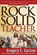 Rock-Solid Teacher eBook