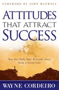 Attitudes That Attract Success eBook