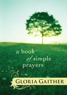 A Book of Simple Prayers eBook