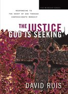 The Justice God is Seeking eBook
