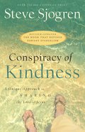 Conspiracy of Kindness eBook