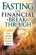Fasting For Spiritual Breakthrough eBook