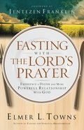 Fasting With the Lord's Prayer eBook