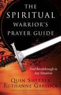 The Spiritual Warrior's Prayer Guide eBook
