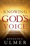 Knowing God's Voice eBook