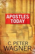 Apostles Today eBook