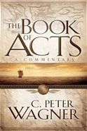 The Book of Acts eBook