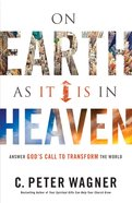 On Earth as It is in Heaven eBook
