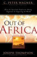 Out of Africa eBook