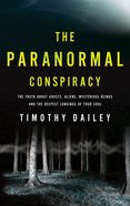 The Paranormal Conspiracy eBook